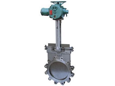 电动刀闸阀(PZ973H-10C)