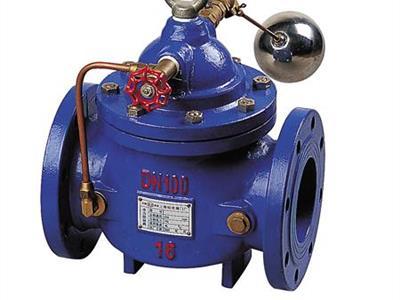 遙控浮球閥(F100X)