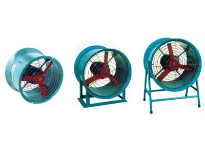 CBF防爆型軸流風機(CBF防爆型軸流風機)