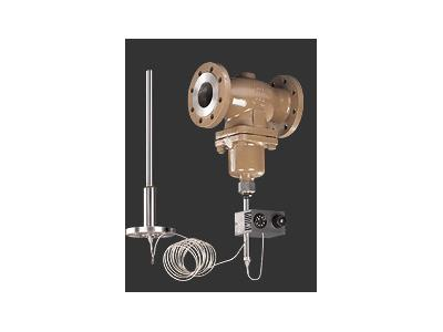 自力式溫度調節器(加熱型)(K23006 23103 23017 23117 DN15-250MM)