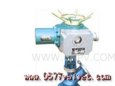 放料阀-平底放料阀-上下展式保温放料阀(HG5-89-1)
