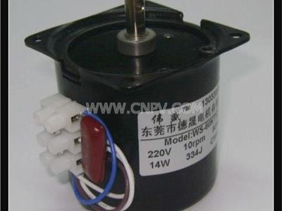 60KTYZ齿轮减速永磁可逆同步电机(60KTYZ)