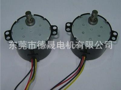50KTYZ齿轮减速永磁可逆同步电机(50KTYZ)