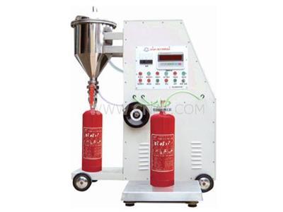 灭火器干粉灌装机(GFM8-2)
