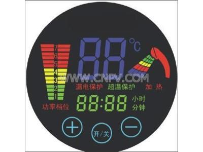 YKC-006七檔即熱熱水器控制器(YKC-006)