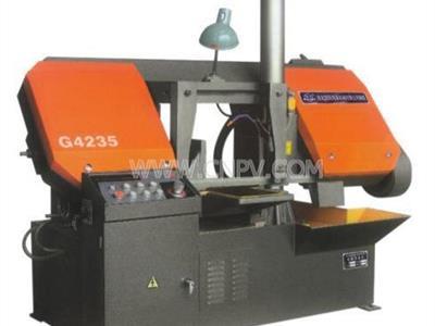 卧式金属带锯床(Gw4235)