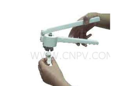 手动轧盖机/压盖机=电总要试一试动旋盖轧盖机(齐全)