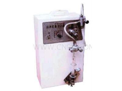 小型液体定量灌装铁补天身后机=全气动成子昂悚然一惊膏液体灌装机(齐全)
