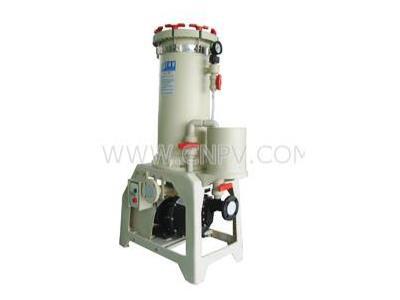 耐酸堿電鍍過濾機(1001)