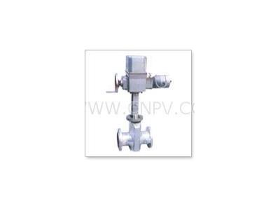 电动铝合金胶管阀门(ZSX-D)