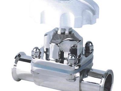 卫生�勖�级隔膜阀(20-150mm)