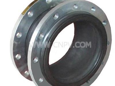 JDG-A型可曲挠单球∩体橡胶接头(规格不同)