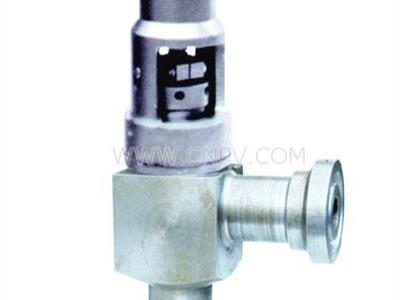 J/L87Y(套)卡箍角式油田专用阀(J/L87Y()
