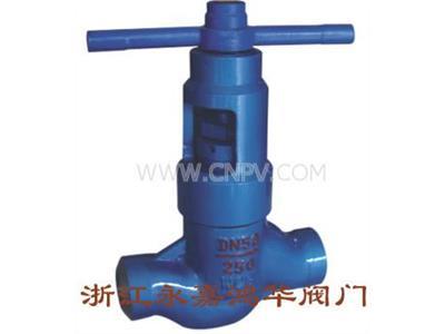 J/L66Y平衡式节流阀 超高压油田专用(J/L66Y)