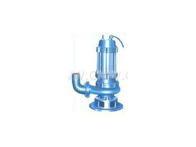 WQ、QW泥漿潛污水泵(WQ、QW)