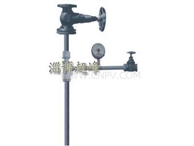 ZPB型气、水两用〓喷射泵(手动型)