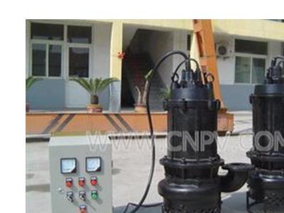 潜水泥砂泵 矿砂泵 矿渣泵 泥浆泵(NS13)