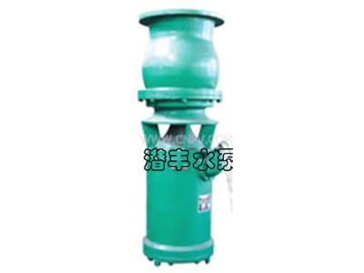 轴流水泵(QSZ、QSHZ充水式轴(混)流潜水电泵)