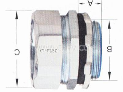 金属软管接头(LTCD)