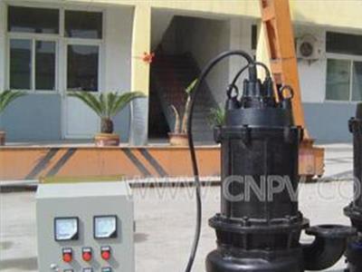 潛水吸沙泵(NSQ)