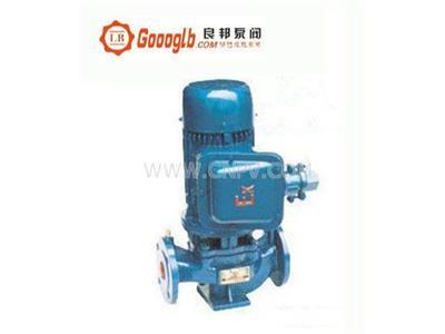 ISGB型立式单级防爆管道增压泵(ISGB型)