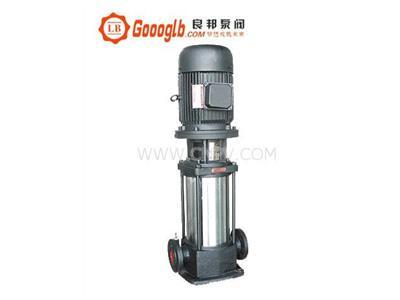 GDL型立式多级≡管道离心�u泵(GDL型)