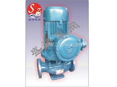 ISGB型☆管道增压泵(ISGB型)