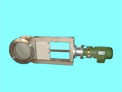 电动高温暗器插板阀(GFDC)