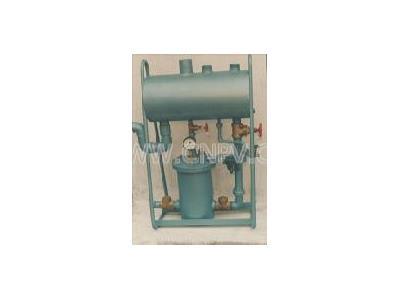 无需用电的蒸汽冷凝水 �o�是�是千秋子自动回收装置(PT型系列)