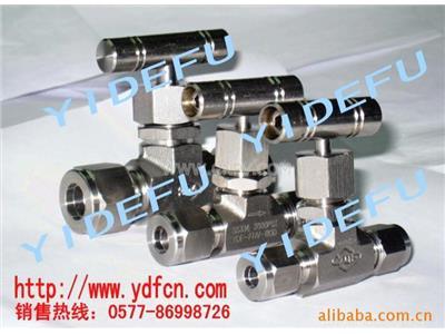 仿悲伤进口卡套针阀�u,微型针阀、不锈钢是不需要理由针型阀(FNV)