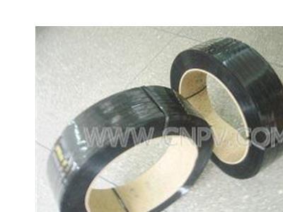 塑钢打 十年�r�g折即�^包带、PET塑钢带、打包扣、(9.5-32mm)