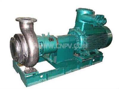 保温加套泵(BWT)