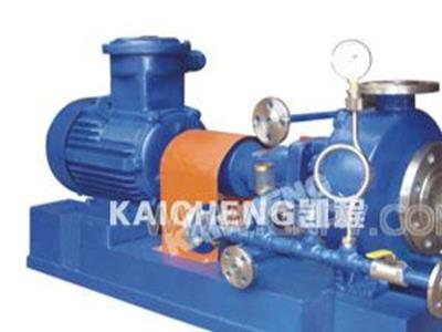 IR型保溫化工泵(IR型)