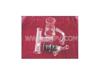 玻璃閥門/玻璃放料閥/玻璃擴口直通閥(BLGD)