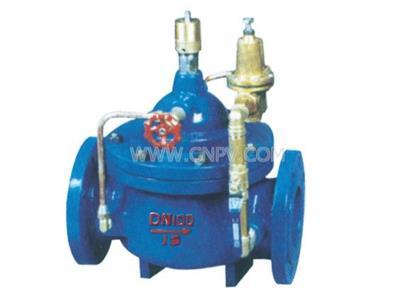 流量控制阀/水力控制阀/流量阀(400X)
