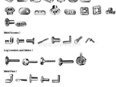 焊接螺母- Ohio Weld Nuts(WT 2150)