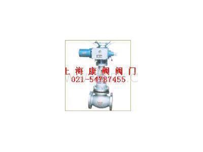 高压柱塞阀 上海康阀柱塞阀(UJ41H-100)