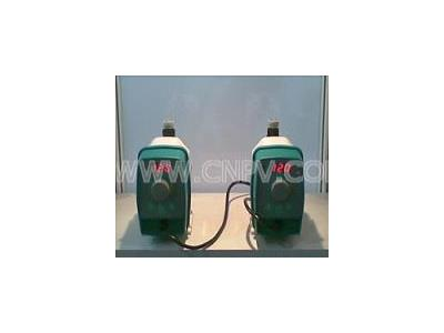 电磁隔膜计量泵(DFD)