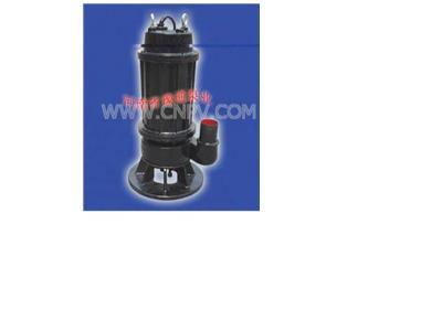 雙絞刀破碎式抽排泵(雙絞刀破碎式抽排泵)
