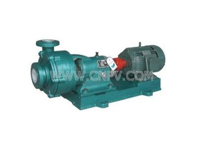 耐腐耐磨砂浆泵嗡(UHB-ZK)