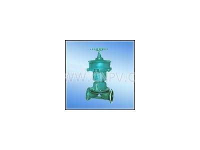 供应�常开式气动隔膜阀(G6K41J―10)