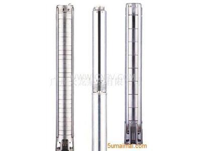 不锈钢深井〓潜水泵(4SJ)