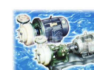 氟塑料合金泵(FSB型和FSB-L型氟塑料合金泵)