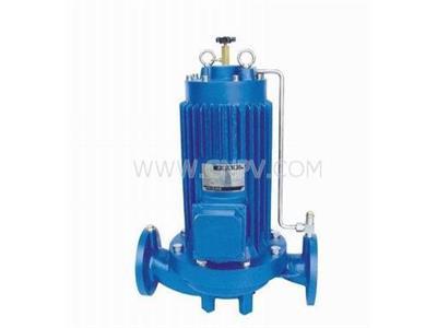 屏蔽式管道泵(PBG)