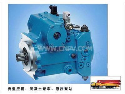 力士乐4AVG高压泵柱塞泵系列(A4VG125)