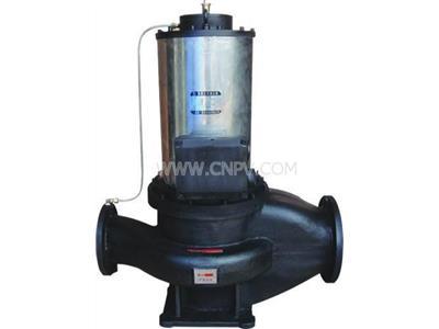 PBSL屏蔽立式单级双吸泵    <br(PBSL150-400)