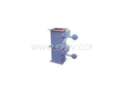 雙層重錘翻板卸灰閥(HYOU)
