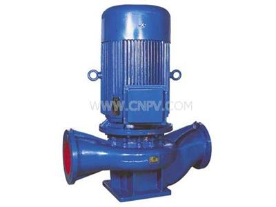 IRG離心管道熱水泵(IRG)