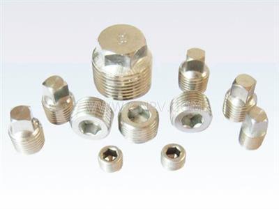 不锈钢堵头(DIN906、DIN908、DIN910)