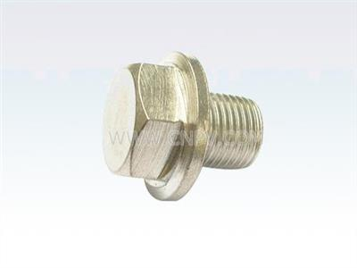 外六角法兰螺塞、DIN910(DIN906、DIN908、DIN910)